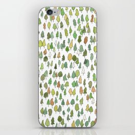 A Tree Falls iPhone Skin