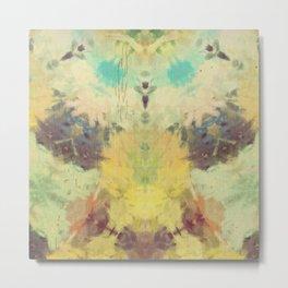 Pollen Metal Print