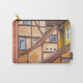 Scandinavian Architecture. Carry-All Pouch
