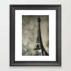 To Paris, With Love Framed Art Print