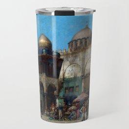 Alberto Pasini A Mosque Travel Mug