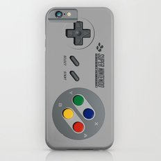 Classic Nintendo Controller Slim Case iPhone 6