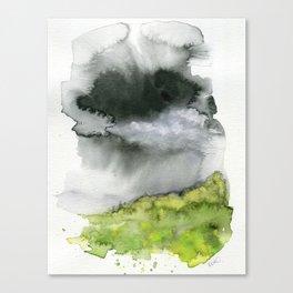 Summer's Rain Canvas Print