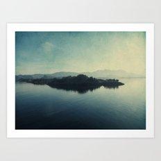 sea IX Art Print