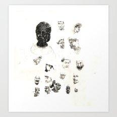 The class of '97 Art Print