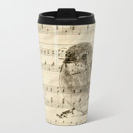Songs of Birds Travel Mug