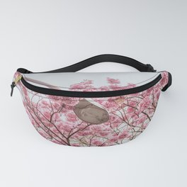 flower photography by Gláuber Sampaio Fanny Pack