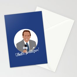 Vin Scully Stationery Cards