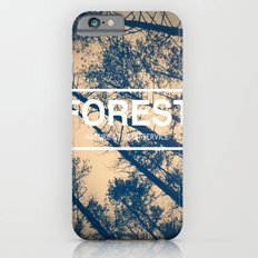 Nature at your service Slim Case iPhone 6s