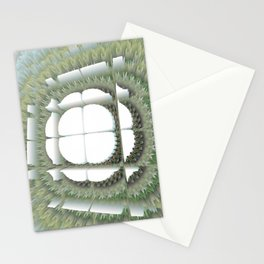Random 3D No. 193 Stationery Cards