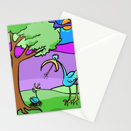 Like mother Stationery Cards