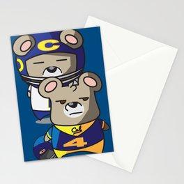 Football Season Stationery Cards