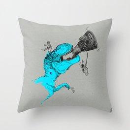 T-Rex Throw Pillow