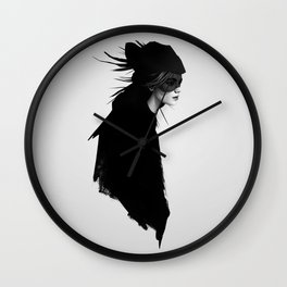 The Drift Wall Clock