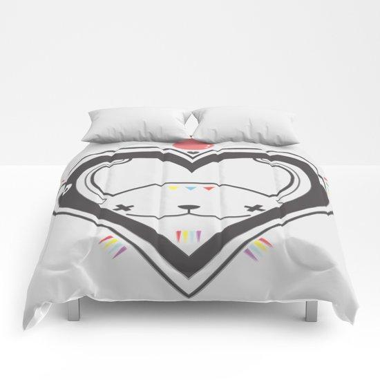 HEART ♥ DROP Comforters