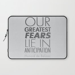 Anticipation Laptop Sleeve