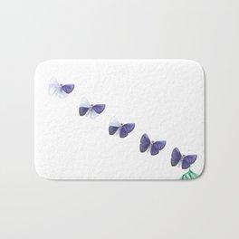 Papilio angelus Bath Mat