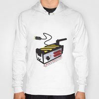ghostbusters Hoodies featuring Ghostbusters by JAGraphic