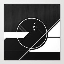RIM EXO Canvas Print