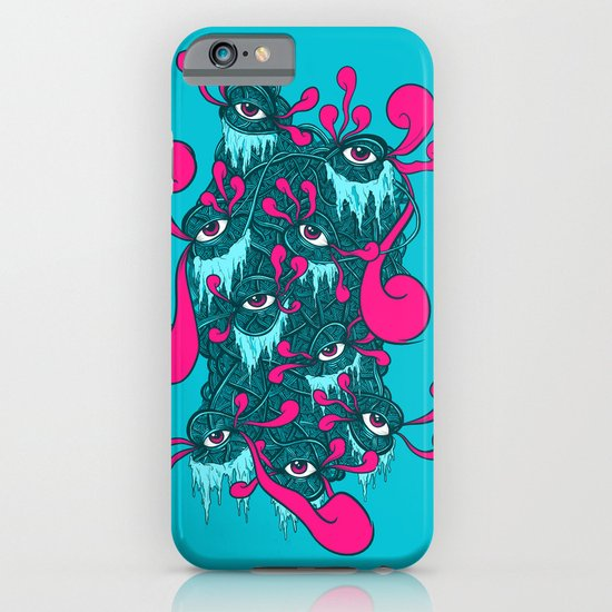 Of The Beholder V2 iPhone & iPod Case