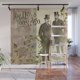 The Days of Long Ago Wall Mural