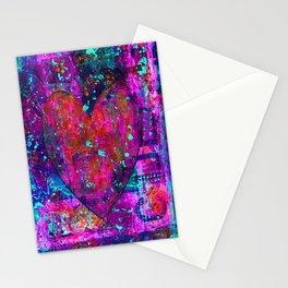 heARTFUL 2 - Mixed Media Art Stationery Cards