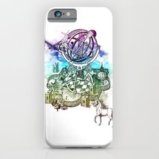 strange unicorn garden Slim Case iPhone 6s