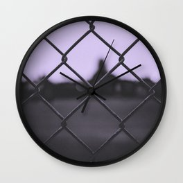 Other Sides Wall Clock