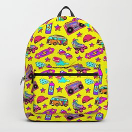 Old-times fun / Yellow Backpack