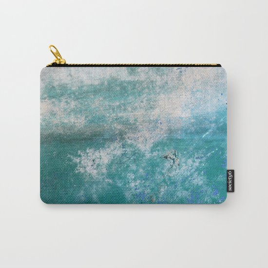 Into the Ocean - JUSTART © Carry-All Pouch