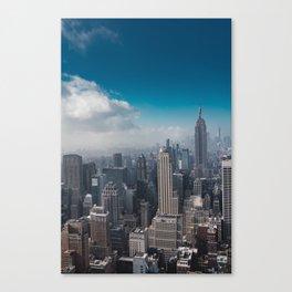 New York State of Mind V Canvas Print