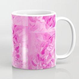 Rose Petals Series Paintings Coffee Mug