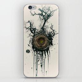 Bird Nest iPhone Skin