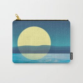 Night at the sea Carry-All Pouch