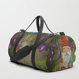 Gnome Sayin' Duffle Bag