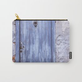 Old Blue Door Carry-All Pouch