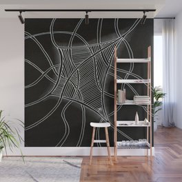Difference Wall Mural