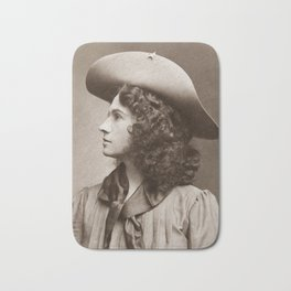 Annie Oakley - Little Sure Shot Bath Mat