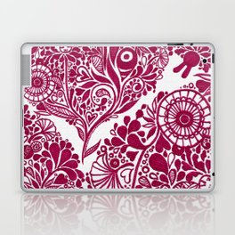 Love from the heart - The right way of life is love 愛由心生 - 愛了就對了 Laptop & iPad Skin