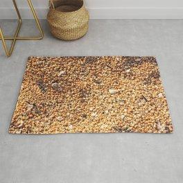 True grit - coarse sand Rug