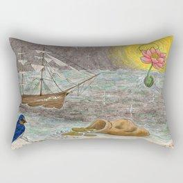 S.S. Hope Rectangular Pillow