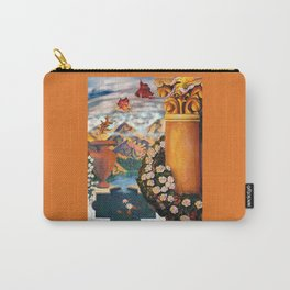 Lupari Art Collage  Carry-All Pouch