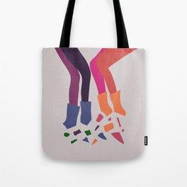Dantelle: female journey Tote Bag