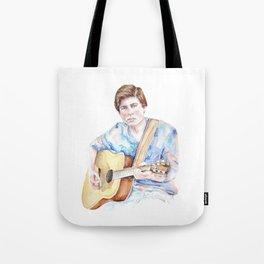 Sam Woolf - Watercolor Tote Bag