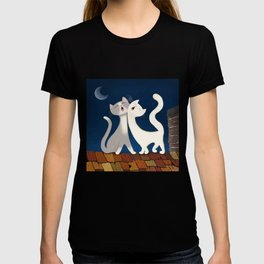 Moonlight Duet T-shirt