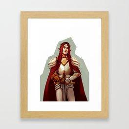Maedhros the Tall Framed Art Print