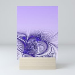 for sheer curtains and more -7- Mini Art Print