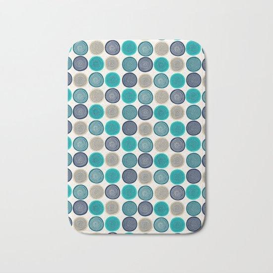 Pattern 9 Bath Mat
