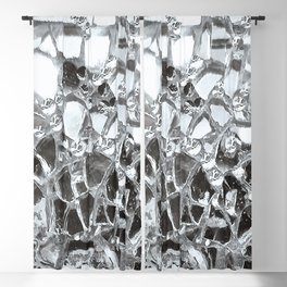 Mirrors and Glass Blackout Curtain