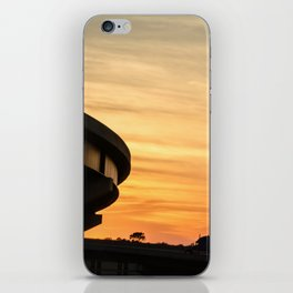 Sunset in the City iPhone Skin